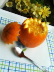 盐蒸<a href=/shicai/guopin/ChengZiChengZi/index.html target=_blank><u>橙子</u></a>的做法步骤6