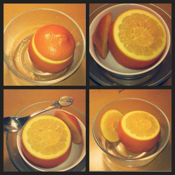 浙江省人民医院呼吸科的程医生表示,蒸过的<a href=/shicai/guopin/ChengZiChengZi/index.html target=_blank><u>橙子</u></a>对肺燥引发的咳嗽确实有一定的作用,但对于寒咳的病人来说,吃<a href=/shicai/guopin/JvZi/index.html target=_blank><u>橘子</u></a>会更好。