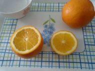 盐蒸<a href=/shicai/guopin/ChengZiChengZi/index.html target=_blank><u>橙子</u></a>的做法步骤2
