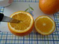 盐蒸<a href=/shicai/guopin/ChengZiChengZi/index.html target=_blank><u>橙子</u></a>的做法步骤4