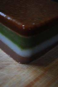 水晶彩色皮冻的做法步骤13