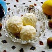 鸡蛋冰淇淋的做法