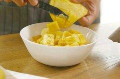 夏日芒果奶昔的做法