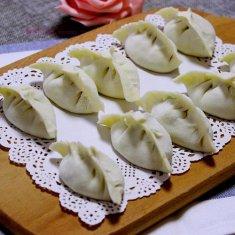 饺子(韭菜鸡蛋馅儿)的做法