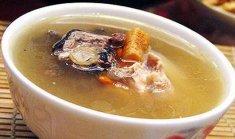 黑豆莲藕乳鸽汤的做法视频
