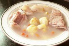 山药栗子排骨汤的做法视频