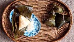 清水白粽子的做法视频