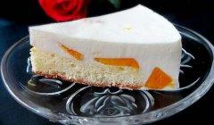 酸奶慕斯蛋糕的做法视频