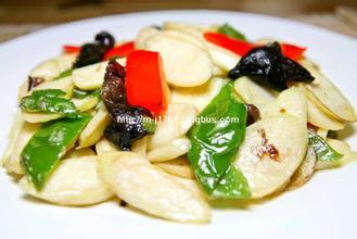 芽菜茭白的做法视频