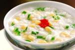 蔬菜玉米麦片粥