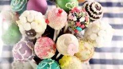 《Tinrry下午茶》棒棒糖蛋糕的做法视频
