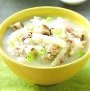 竹笋粥的做法视频