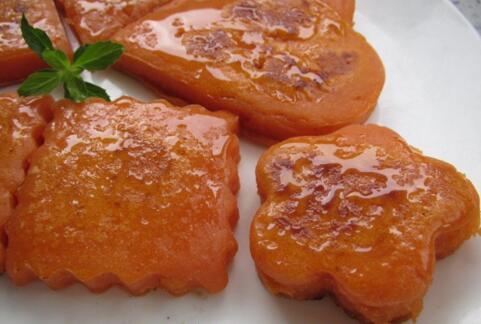 西瓜鸡蛋饼的家常做法