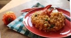 龙虾烩饭的做法视频