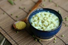 小米绿豆粥的做法
