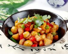 麻辣小土豆的做法