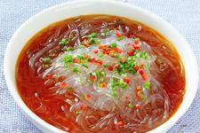 酸辣粉丝汤的做法