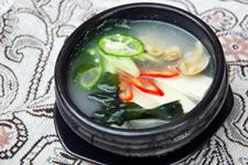 海带豆腐汤的做