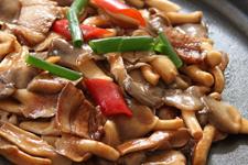 香菇肉片怎么做好吃