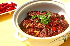 干锅辣鸭头的做法