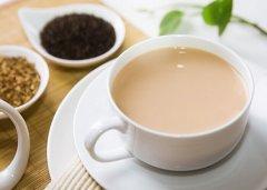 自制奶茶的做法大全