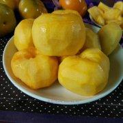 脆甜柿子果的做法