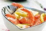 果香柠檬虾