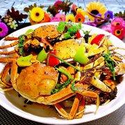 麻辣小螃蟹的做法