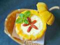 金瓜水蒸蛋的做法