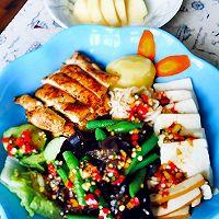 黑胡椒煎鸡胸肉(减脂餐)的做法图解8