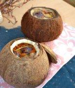 【椰子乌鸡汤的功效】椰子乌鸡汤的做法_椰子乌鸡汤要煲多久