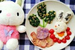 小白兔拔萝卜的家常做法