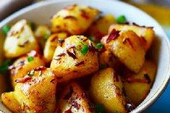 香辣孜然小土豆的家常做法