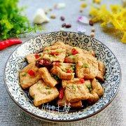 卤豆腐干的做法