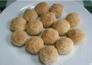 好吃又美味椰蓉球的做法 简单易做的点心