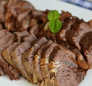 电饭煲卤牛肉的家常做法
