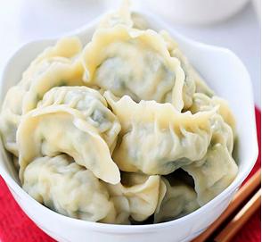 芹菜羊肉饺子的家常做法