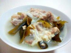 海带大骨汤的家常做法