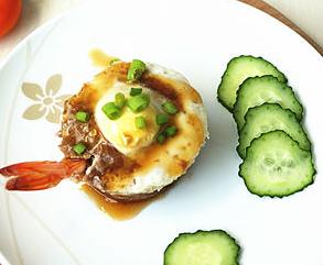 肉末蒸鹌鹑蛋的家常做法