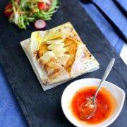 泰式香料烤龙利鱼的做法