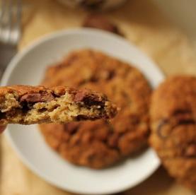 香蕉燕麦巧克力软饼的家常做法