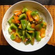 【素炒柿子椒】素炒柿子椒的做法_素炒柿子椒的营养价值