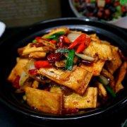 酱焖白豆腐干的做法