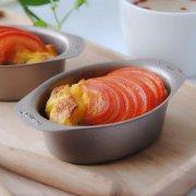 西红柿多士蛋的做法