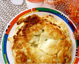 土豆山药鸡蛋饼的家常做法