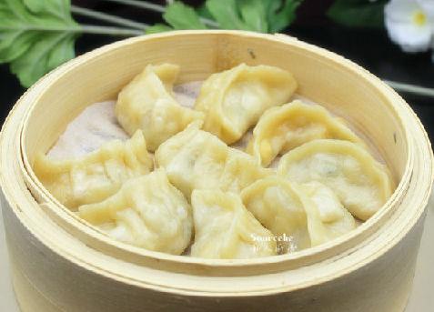 玉米蒸饺的家常做法
