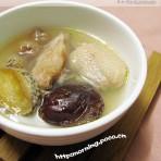 鲍鱼红枣桂圆炖鸡