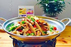 干锅小杂鱼的做法