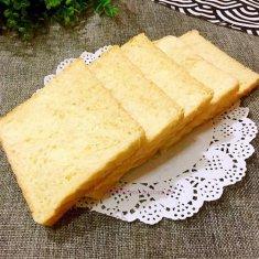 玉米油原味土司的做法