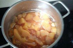 自制黄桃罐头的做法